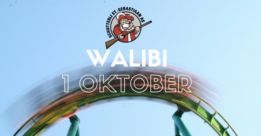 Met de schutterij naar Walibi op 1 oktober