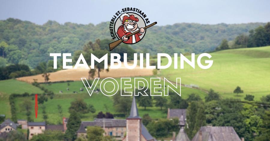 Teambuildingsweekend Voeren: definitief programma & praktisch