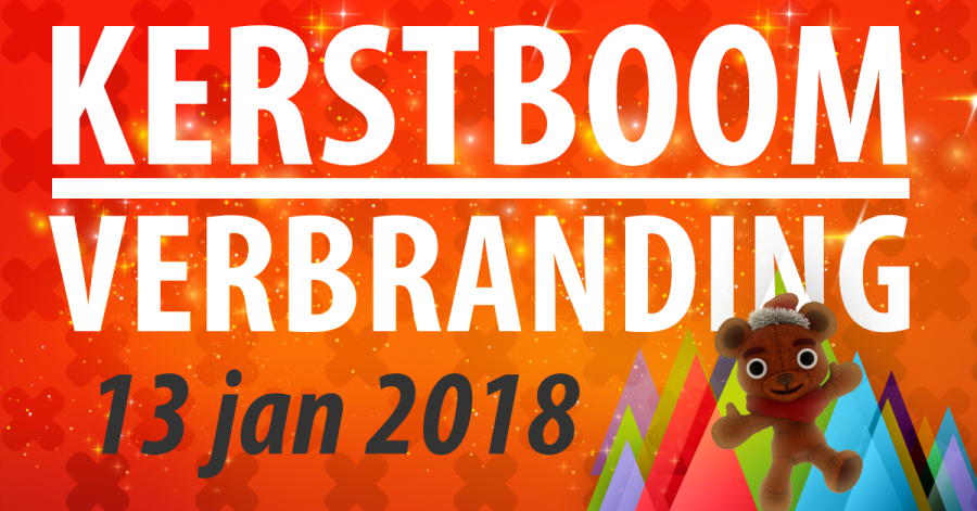 Kerstboomverbranding As 2018