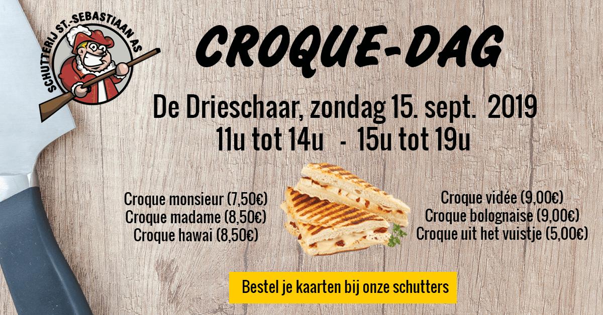 Croque dag 2019